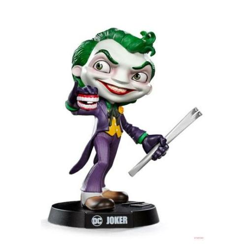 DC Comics Mini Co. Deluxe PVC Figura Joker 21 cm