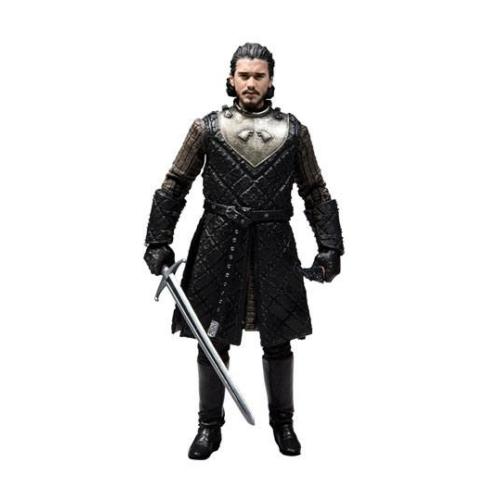 GAME OF THRONES  Trónok Harca Jon Snow mozgatható akció figura 18 cm