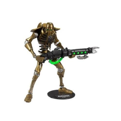 Warhammer 40k  Necron mozgatható figura 18 cm