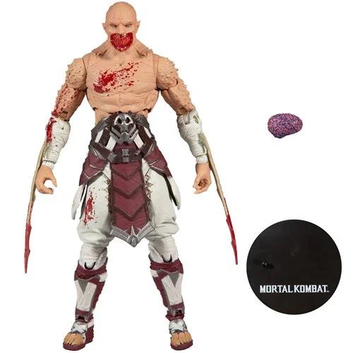 Mortal Kombat 4  Baraka Bloody akció figura 18 cm