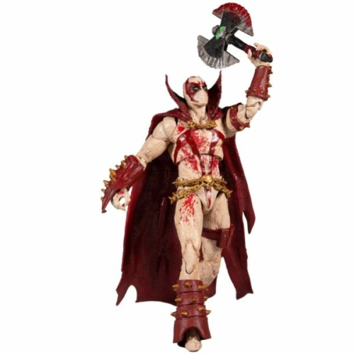 Mortal Kombat 4 Spawn Bloody akció figura 18 cm