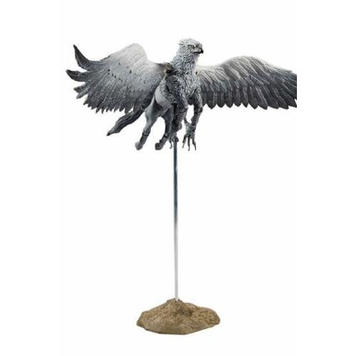 HARRY POTTER and the Prisoner of Azkaban Buckbeak Csikócsőr Griffmadár mozgatható szárnyakkal talpazattal