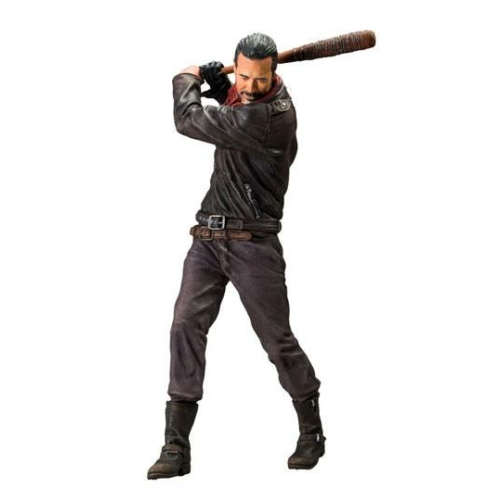 The Walking Dead TV Version Deluxe Negan akció figura 26 cm
