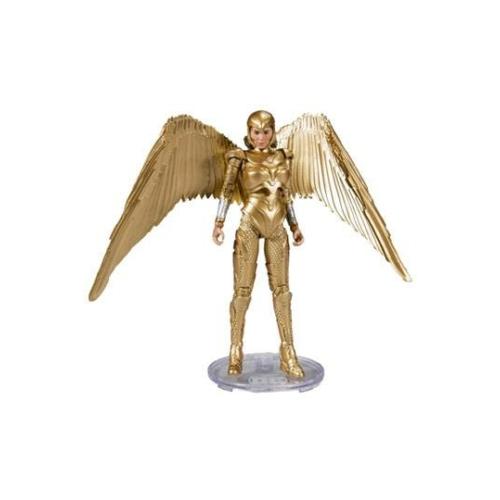 DC Multiverse Wonder Woman 1984 Golden Armor akció figura 18 cm