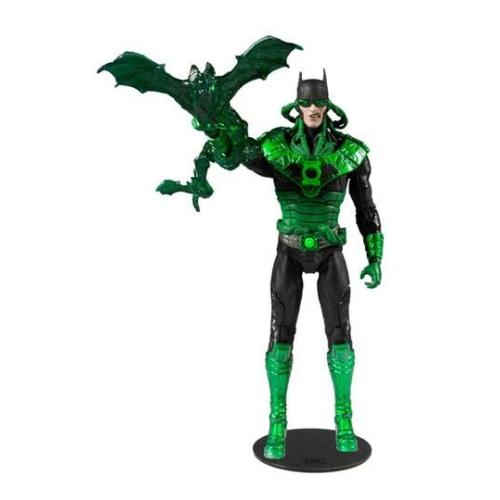 DC Multiverse Dark Nights Metal Dawn Breaker mozgatható akció figura 18 cm