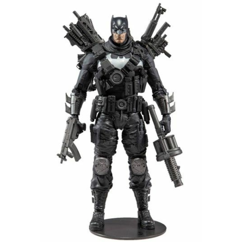 DC Multiverse Dark Nights Metal Grim Knight akció figura18 cm