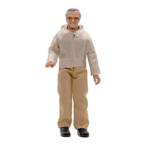 MARVEL Stan Lee szövetruhás akció figura 20 cm