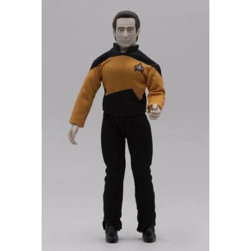 Star Trek TOS Data szövetruhás akció figura 20 cm