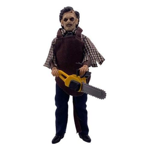 Texas Chainsaw Massacre Leatherface Texasi láncfűrészes gyilkos akció figura 20 cm