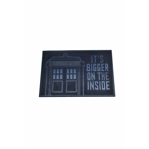 Doctor Who műanyag lábtörlő 40 x 60 cm