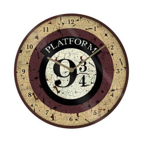 HARRY POTTER Platform 3/4 falióra 25 cm átmérőjű