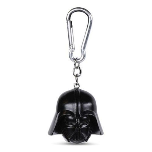 Star Wars Darth Vader 3D kulcstartó  4 cm átmérőjű