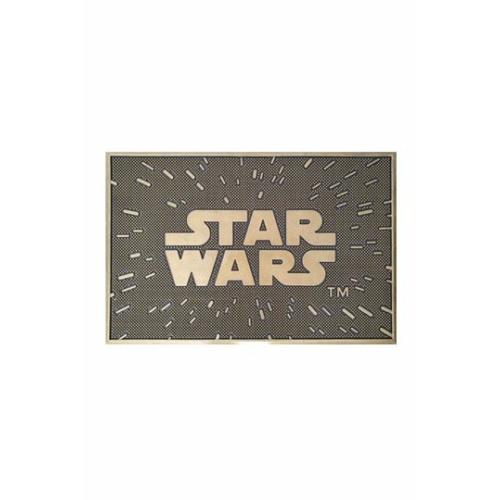 Star Wars logo műanyag lábtörlő 40 x 60 cm