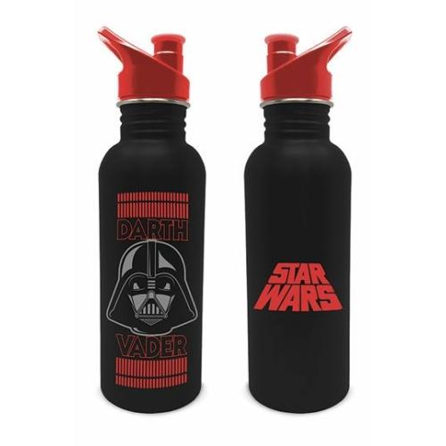 Star Wars Darth Vader magas minőségű fém kulacs (rozsdamentes acél) 700 ml