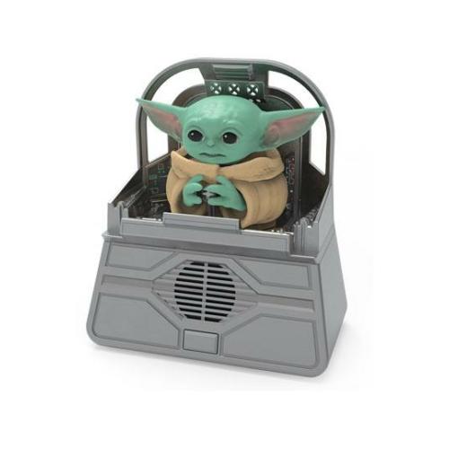 Star Wars The Mandalorian táncoló Baby Yoda Grogu Bluetooth hangszóró  24 cm