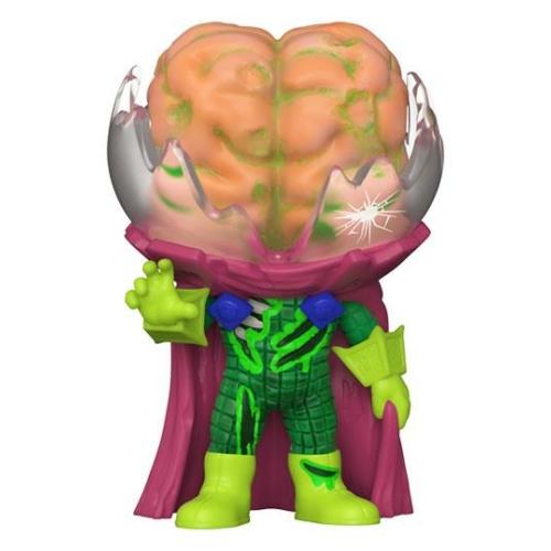 ELŐRENDELÉS - Marvel POP!  Figura Zombie Mysterio 9 cm
