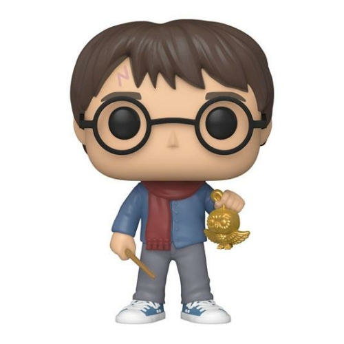 HARRY POTTER POP! Figura Holiday Harry Potter 9 cm