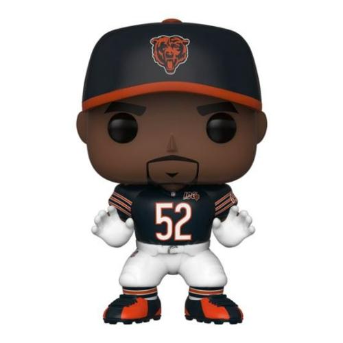 ELŐRENDELÉS - NFL POP! Football Sport Figura Khalil Mack (Bears) 9 cm