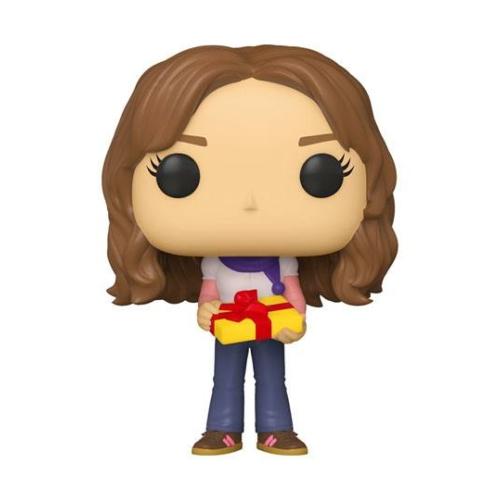 ELŐRENDELÉS - Harry Potter POP! Figura Holiday Hermione Granger 9 cm