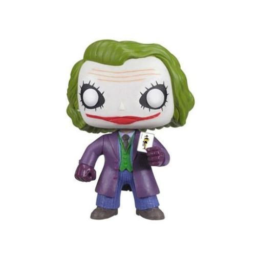 ELŐRENDELÉS - DC Comics POP!  Batman Figura - The Joker 9 cm