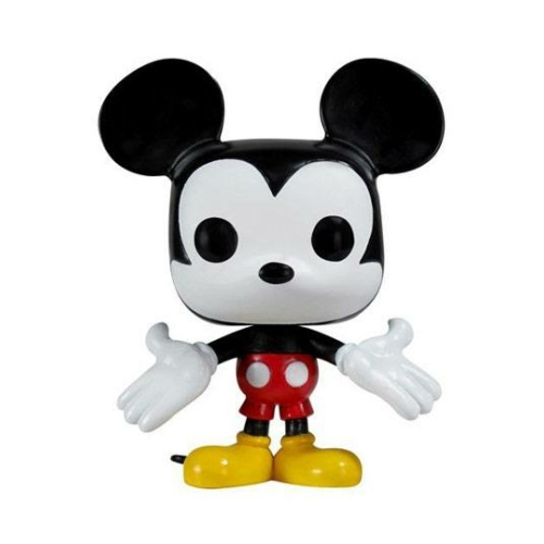 ELŐRENDELÉS - Disney POP! Figura Mickey Mouse 9 cm