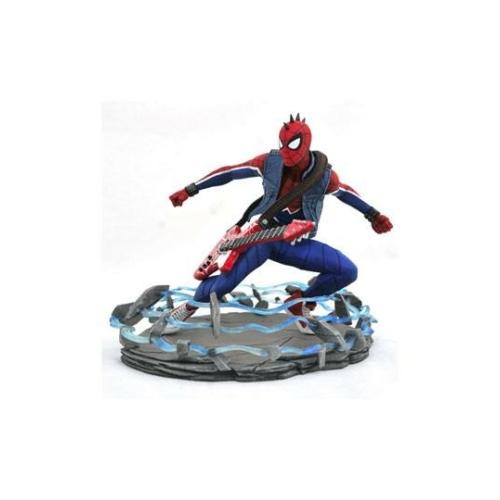 ELŐRENDELÉS - Spider-Man 2018 Marvel Video Game Gallery PVC Szobor Spider-Punk 18 cm