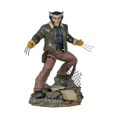 ELŐRENDELÉS - Marvel Comic Gallery PVC Szobor Days of Future Past Wolverine 23 cm