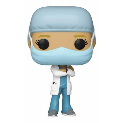 Front Line Worker POP! Hős korházi ápoló női figura 9 cm