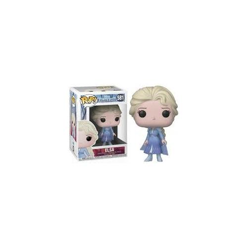 POP!  Frozen 2 POP! Disney Jégvarázs 2 Elsa figura 9 cm