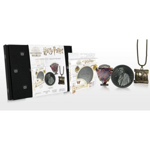 HARRY POTTER exkluzív tartalmú gyűjtői doboz