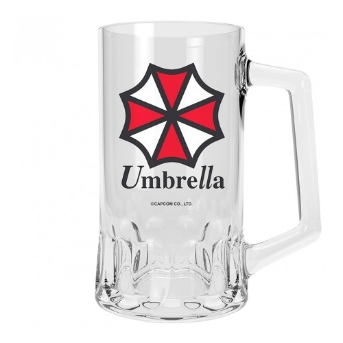 "Resident Evil ""Umbrella"" korsó 500 ml"