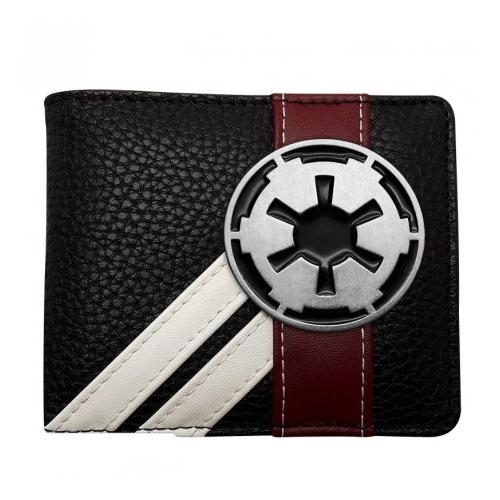 """Star Wars Prémium """"Empire"""" műbőr/fém pénztárca"""
