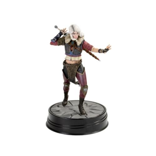 The Witcher 3  The Wild Hunt Cirilla Ciri gyűjtői figura series 2. 20cm