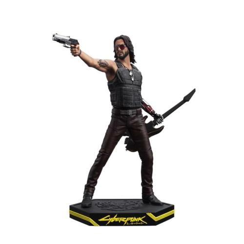 Cyberpunk 2077 Johnny Silverhand szobor 22 cm