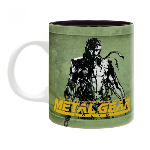 Metal Gear Solid Foxhound bögre 320 ml