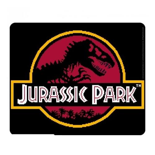JURASSIC PARK flexi egérpad Pixel logo 23.5 x 19.5 cm