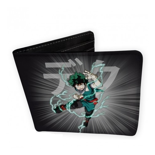 My Hero Academia-Boku no Hero Academia Izuku & Bakugo -Vinyl pénztárca