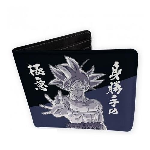"""DRAGON BALL  """"Goku Ultra Instinct"""" -Vinyl pénztárca"""