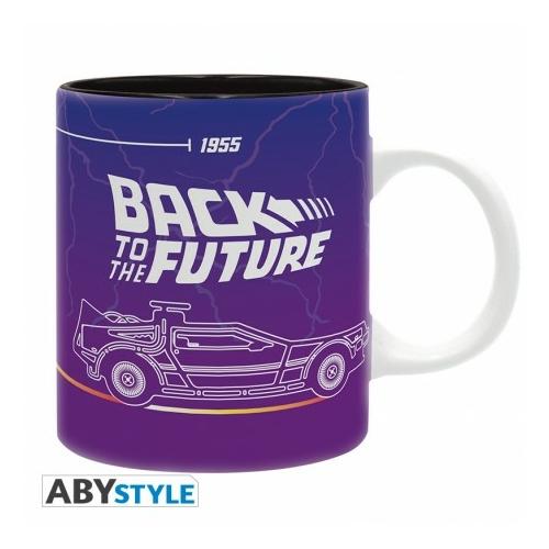 Back to the Future Vissza a Jövőbe 1.21 GW bögre 320 ml