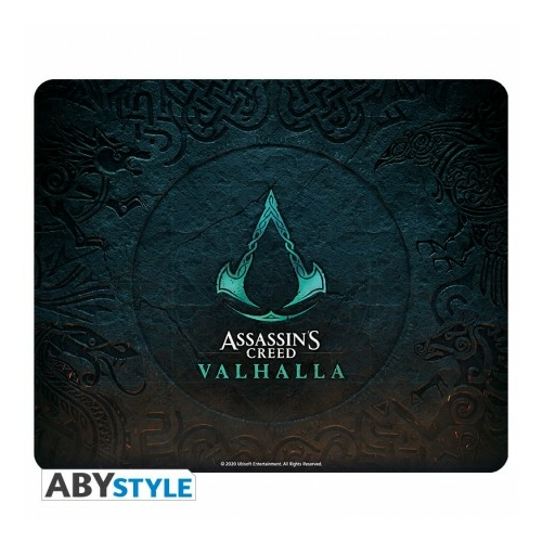 ASSASSIN'S CREED Crest Valhalla flexi egérpad 23.5 x 19.5 cm