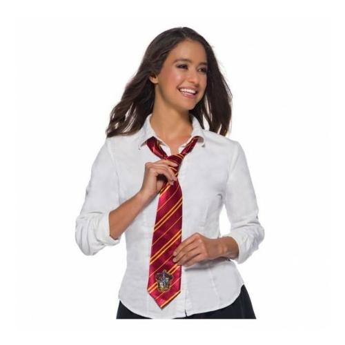 HARRY POTTER Gryffendale Gryffindor ház kiváló minőségű szatén nyakkendő