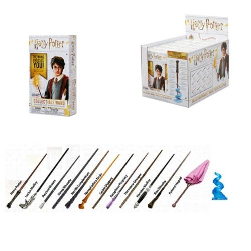 Harry Potter wave 3 fém varázspálca gyűjtemény 10 cm! Az ár 1 db gyárilag random csomagolt termékre vonatkozik!3
