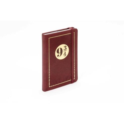 Harry Potter J.K. Rowling's Wizarding World Pocket Journal utazási napló Platform Vágány 9 3/4 keményboritós 14 cm x 9cm