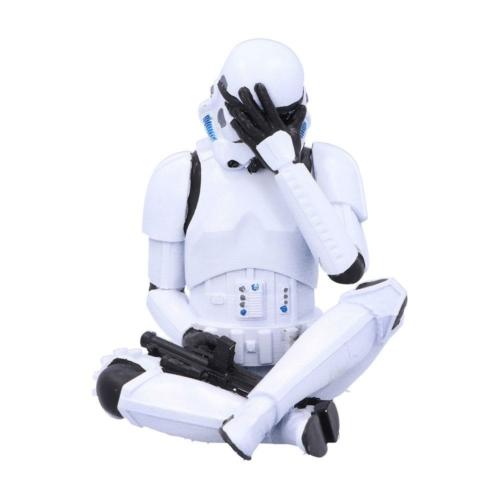 Star Wars Original Stormtrooper See No Evil Stormtrooper műgyanta figura 10 cm