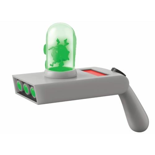 Rick and Morty Sound and Light Up Portal Gun hang és fény effekttel!