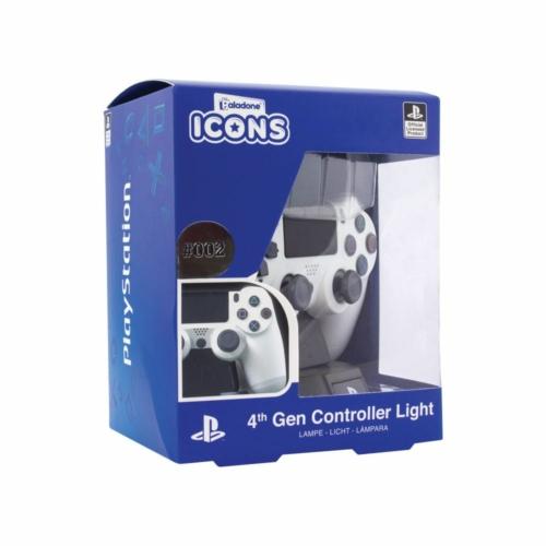 Sony PlayStation 3D Icon Light PlayStation 4th dekorációs lámpa 10 cm