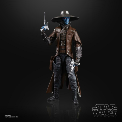 Star Wars Black Series Cade Bane (The Clone Wars) 15 cm 2020 Wave 4 mozgatható figura