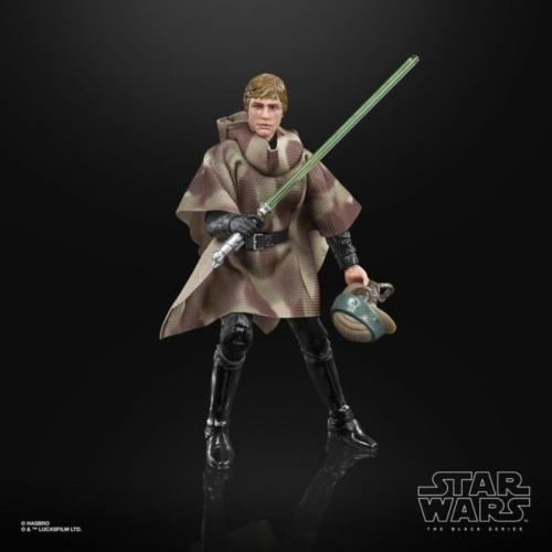 Star Wars Black Series Luke Skywalker (Endor) (Episode VI) 15 cm 2020 Wave 4 mozgatható figura