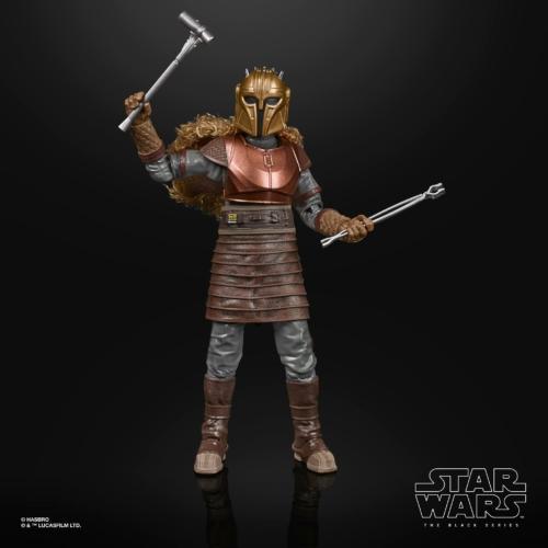 Star Wars Black Series The Armorer (The Mandalorian) 15 cm 2020 Wave 4 mozgatható figura