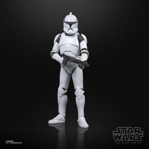 Star Wars Black Series Phase I Clone Trooper (Episode II)  15 cm 2020 Wave 4 mozgatható figura